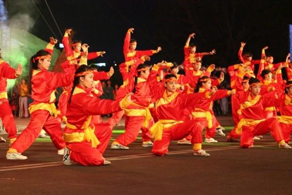 Vietnamese Traditional Martial Arts Festival Friday