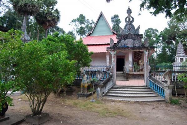 Binh Ta Archaeological Vestiges