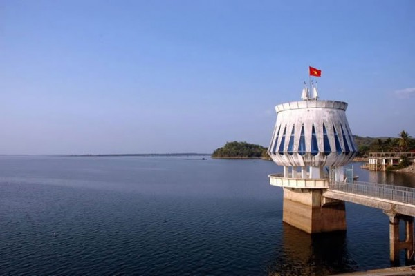 A visit to Dau Tieng Lake, the first choice travel...