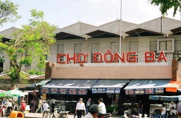 Dong Ba Market – one of the romantic Hue's symbols