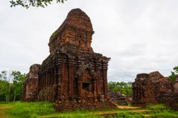 Mỹ Sơn Holy land – a masterpiece of Chăm Architecture