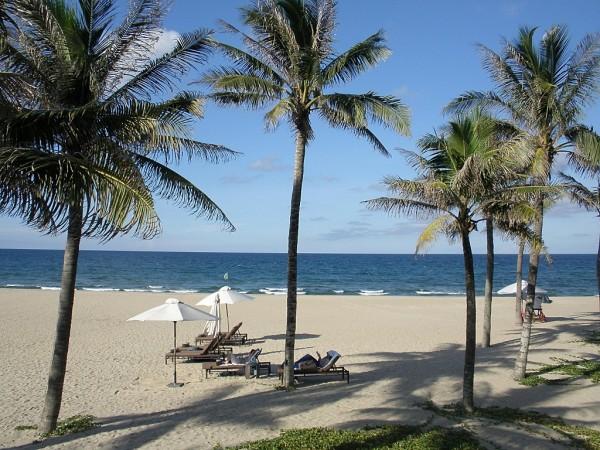 Non Nuoc Beach - One of the World's Beautiful Beaches