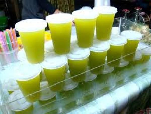 Nuoc mia, or sugar-cane juice