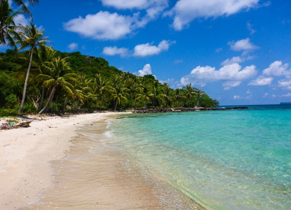 Tranquil Phu Quoc Beach