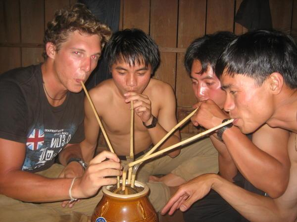 Vietnamese wine