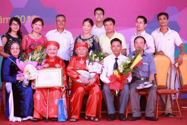 Longevity custom features Vietnamese native culture