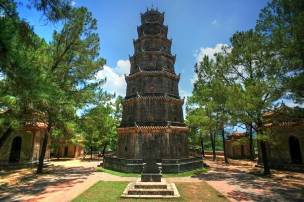 Thien Mu Pagoda (Heaven Fairy Lady Pagoda)