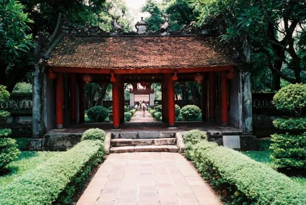 Temple of Literature (Van Mieu-Quoc Tu Giam)