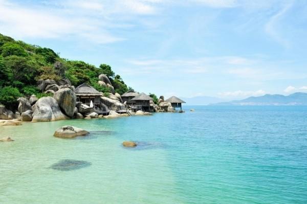 Van Phong Bay, impressive and unforgettable...