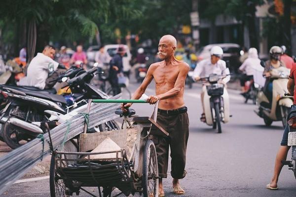 Cyclo - a breath in Vietnamese life