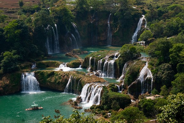 BA BE LAKE AND BAN GIOC WATERFALLS - 4 DAYS