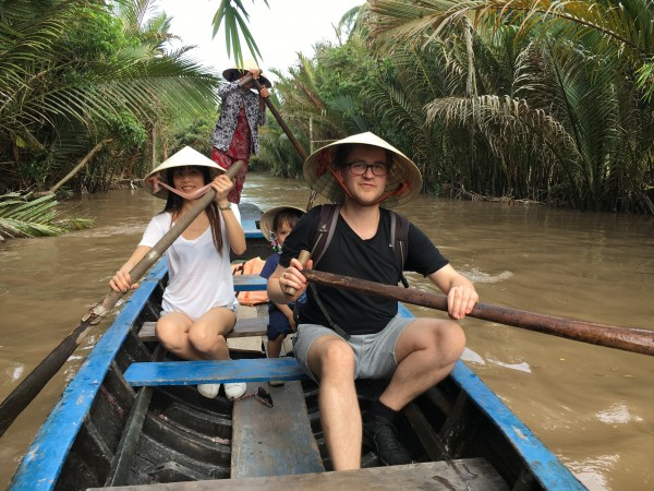 4 Day Tour in Ho Chi Minh City - Cu Chi Tunnel & Mekong Delta with Boat Trip and Accomodation.